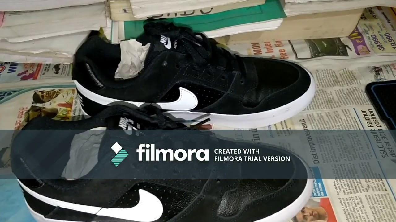 cf1f2e3f Nike SB DELTA FORCE VULC sneaker - YouTube
