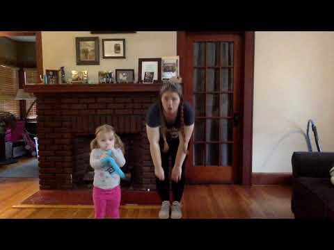 Pre-K & K 12/1-12/3 All virtual physical education