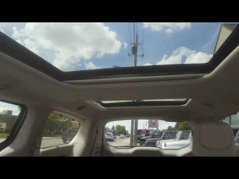 2017 Chrysler Pacifica Molten Silver Review