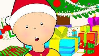 Caillou en Français | Caillou et les Surprises de Noël | dessin animé | dessin animé pour bébé
