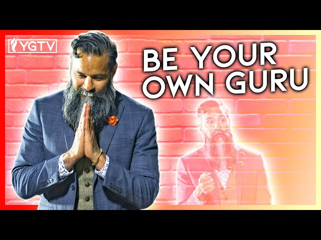 Be Your Own Guru | Dylan Ali | YG Stage with Andy Weins