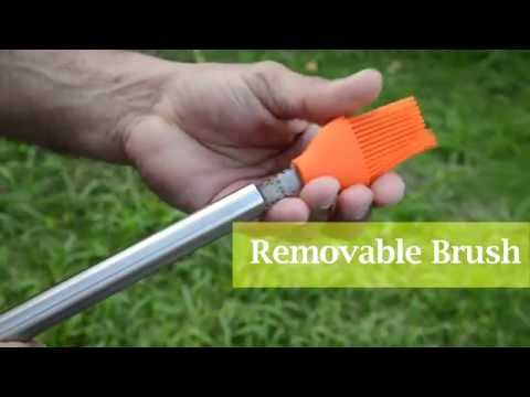 How To Spend Less Time Cleaning Your Silicone Basting Brush