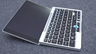 Trên tay laptop mini GDP 7 inch