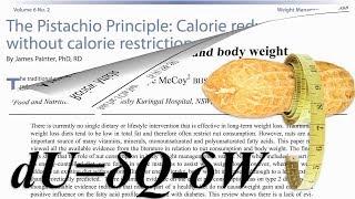 Řešení tajemství chybějících kalorií