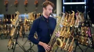 Saxophone Ligature Comparison