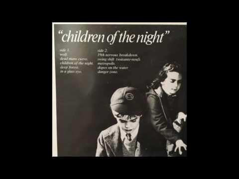 Nash The Slash - Children Of The Night (1980 Full Album)