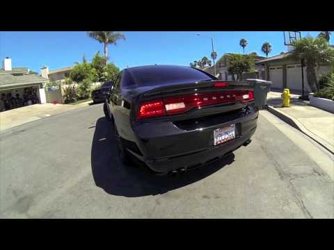 new 2013 dodge charger rt straight pipes loud youtube - Dodge Charger 2013 Rt