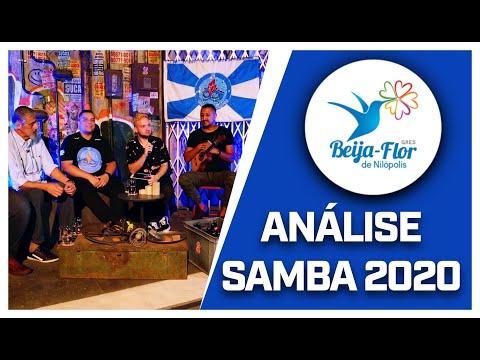 🔍 Beija-Flor de Nilópolis 2020 - Análise do Samba nos #Carnavarizados