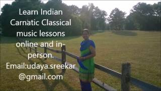 free mp3 songs download - Carnatic vocal lesson 5 sarali