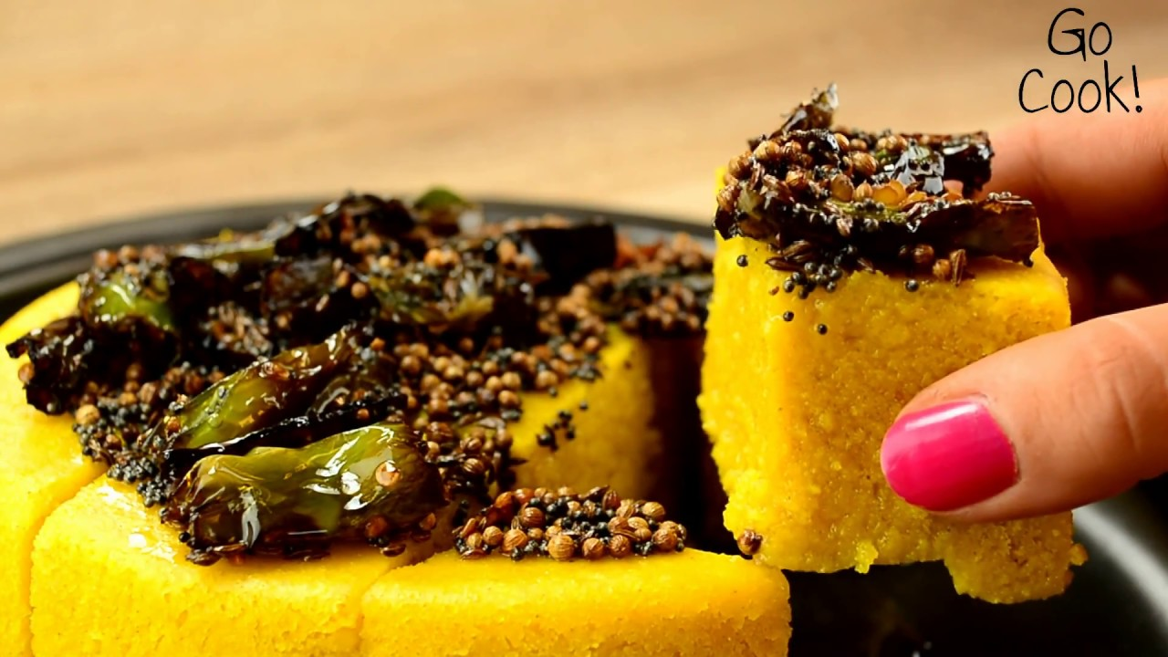 Khaman dhokla recipe learn how to make soft spongy khaman dhokla khaman dhokla recipe learn how to make soft spongy khaman dhokla forumfinder Images