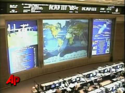 Raw Video: Supply Ship Misses Space Station