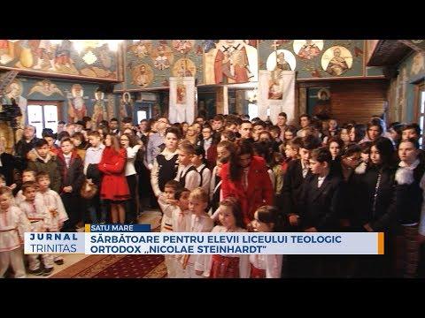 """Sărbătoare pentru elevii Liceului Teologic Ortodox ,,Nicolae Steinhardt"""""""