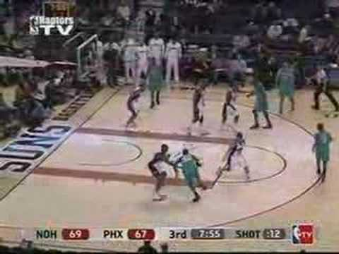 2008: Hornets @ Suns (Part 5 of 12)