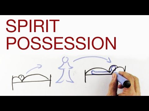 SPIRIT POSSESSION explained by Hans Wilhelm