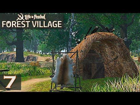 Ловджии В Селото | Life is Feudal: Forest Village #7
