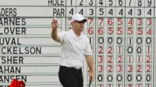 Lucas Glover Wins U.S. Open