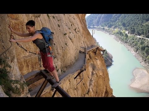 El Camino del Rey - World's Most Dangerous Hike