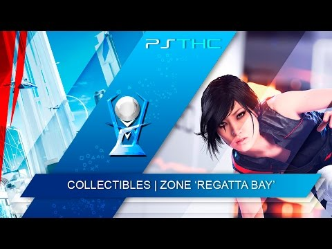 Mirror's Edge Catalyst - Collectibles - Regatta Bay