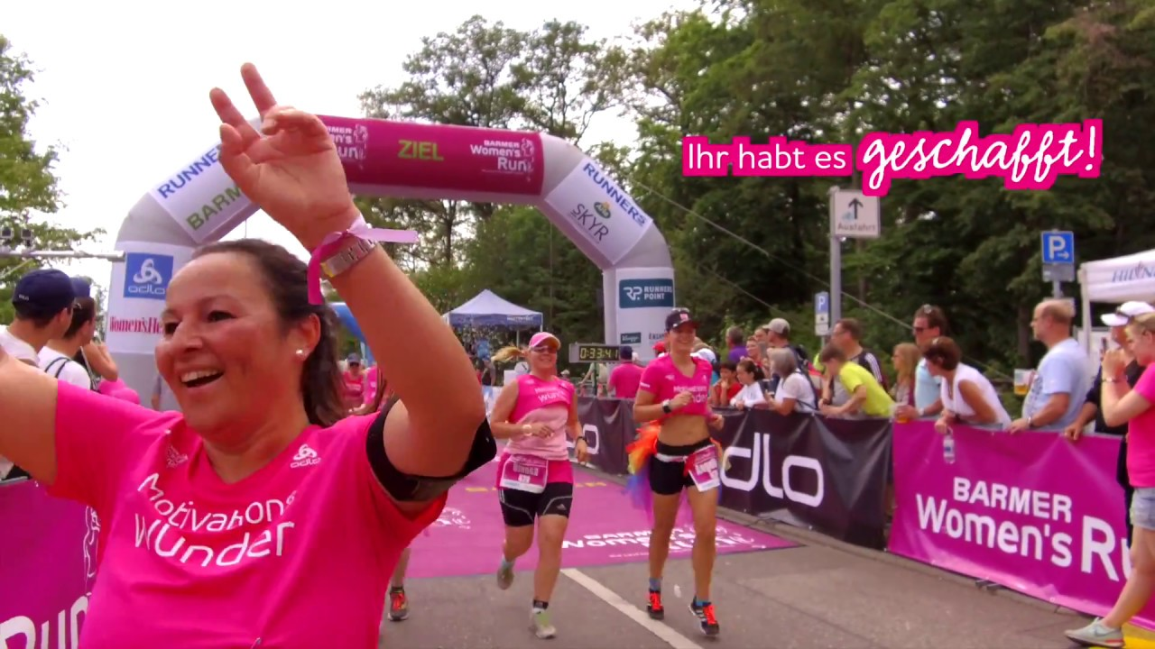 Barmer womens run
