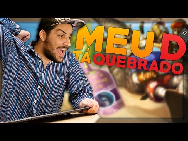 O MEU D TÁ QUEBRADO! (DUO DIOUD) - Rexpeita a Stream #64