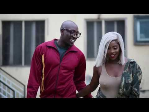 Download Bien of Sauti Soul flirts with Tiwa Savage  amid girl next door video shoot.(2018)