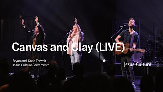 Canvas and Clay (LIVE) | Bryan and Katie Torwalt YouTube Videos