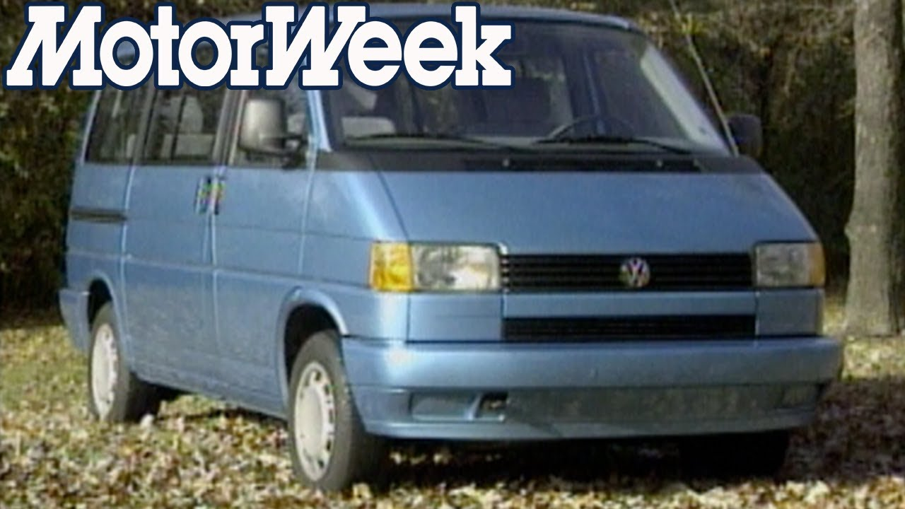 1993 VW Eurovan | Retro Review