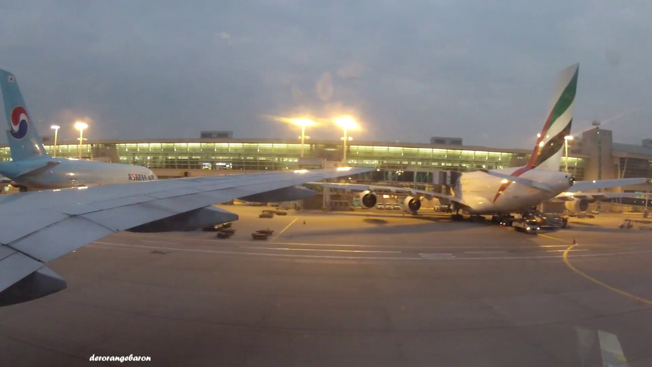 Landung Bei Incheon