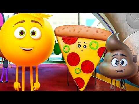 Thumbnail: THE EMOJI MOVIE All Movie Clips + Trailer (2017)