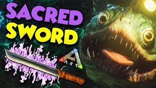 THE SACRED SWORD - (Aberration) ARK Duo Survival Series #2