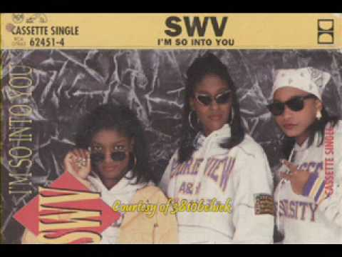 "Sisters With Voices (SWV) -- ""I'm So into You"" [The Funkstrumental Vocal Dub Mix] (1992)"