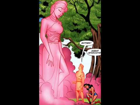 DC Universe Online - Aphrodite Voice Clips