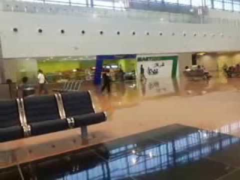 Brunei International Airport - The New Arrival Waiting Area