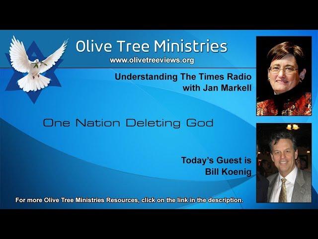One Nation Deleting God – Bill Koenig