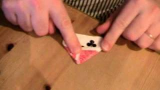 Playing Card - Origami Frog