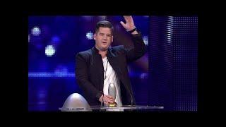 Chris Tall ist der Beste Newcomer - Comedypreis - Der Deutsche Comedy Preis