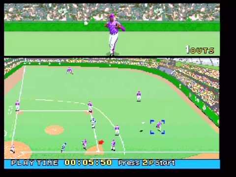 Bottom of the 9th: Konami Baseball Retro Arcade Game Part 3 of 3  