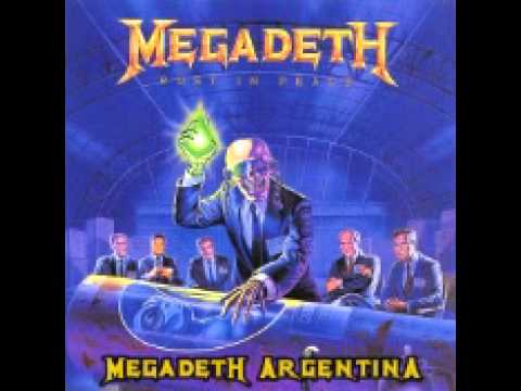 Holy Wars... The Punishment Due - Megadeth - Rust In Peace 1990 [2004 Remaster]