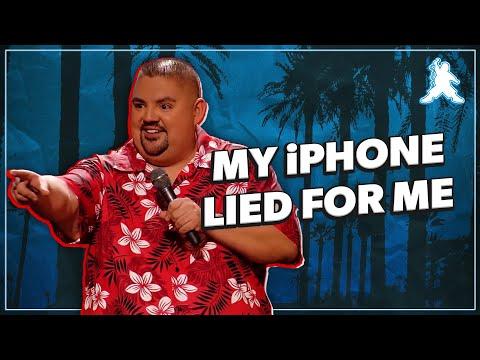 My iPhone Lied To Me | Gabriel Iglesias