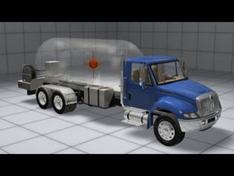 Propane Bobtail Safety - YouTube