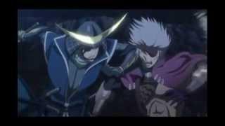 SENGOKU BASARA Masamune Date vs Motochika Chosokabe