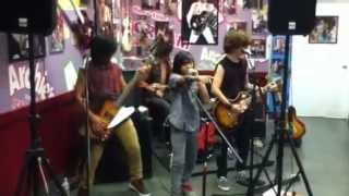 "Four Times Charm ""Talk Dirty To Me"" by Poison (vid 2) @ Archie's! - 8/15/13 Thumbnail"