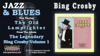 Gambar cover Bing Crosby - The Old Lamplighter