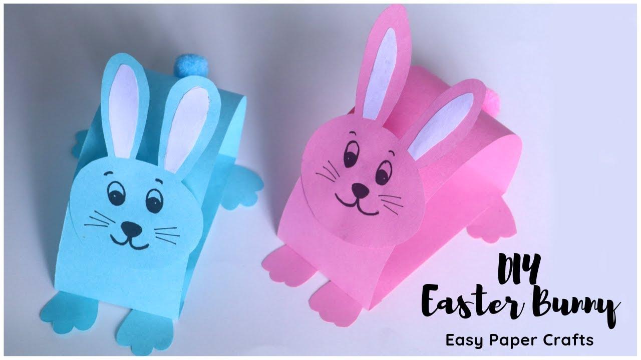 Easter Bunny – Paper craft Easter Pinterest Easter Bunny inside ...   720x1280