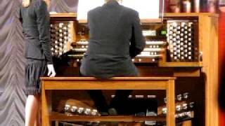 орган Токката и фуга ре минор Бах Organ Toccata and Fugue d-moll Johann Sebastian Bach