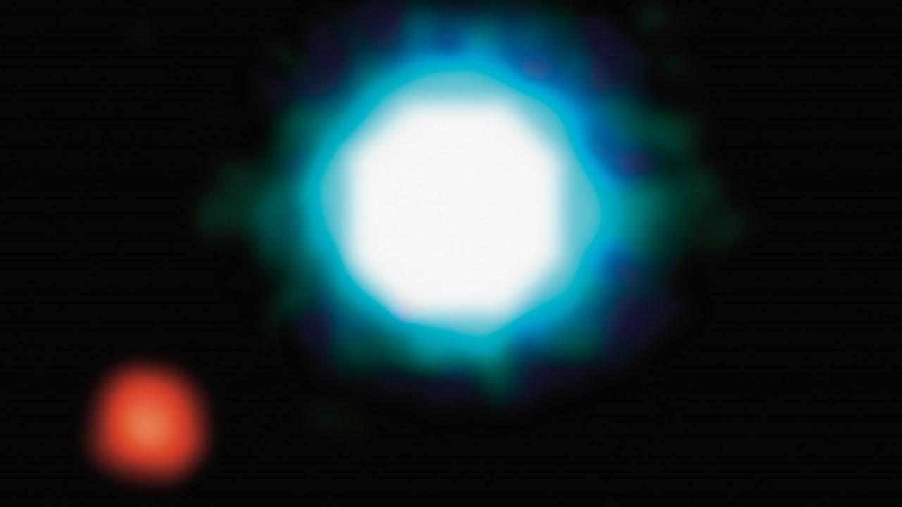 Risultati immagini per trappist-1 exoplanet