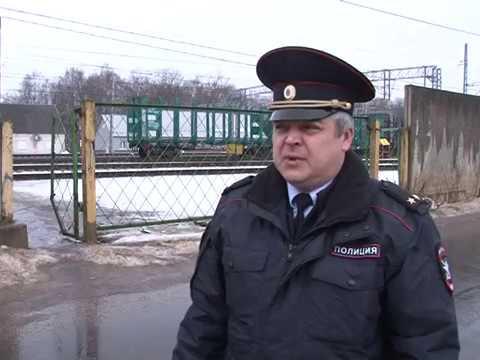 Трагедия на ж/д станции Чудово