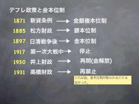 日本近代史速講・第8講 - YouTube