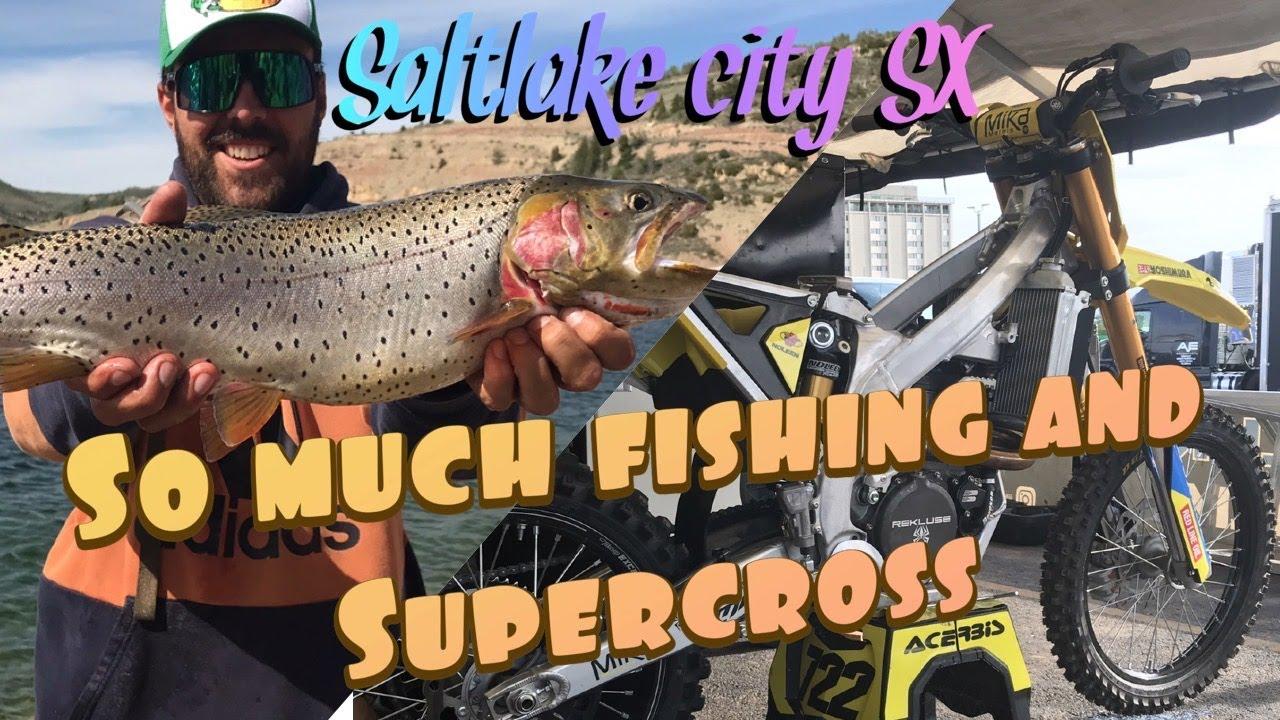 Salt Lake City Supercross vlog 2