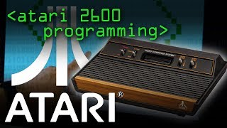Atari 2600 VCS Programming - Computerphile